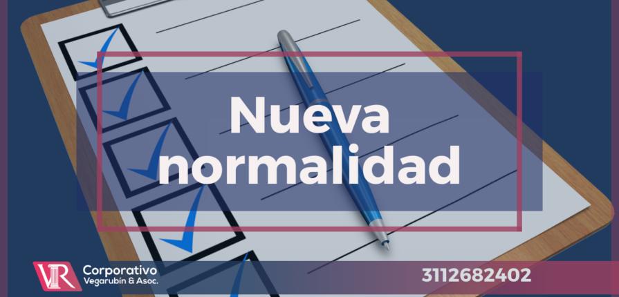 Nueva normalidad en el estado de Jalisco