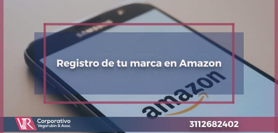 Registro de tu marca en Amazon